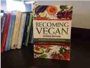 Becoming Vegan Express CBS Philly