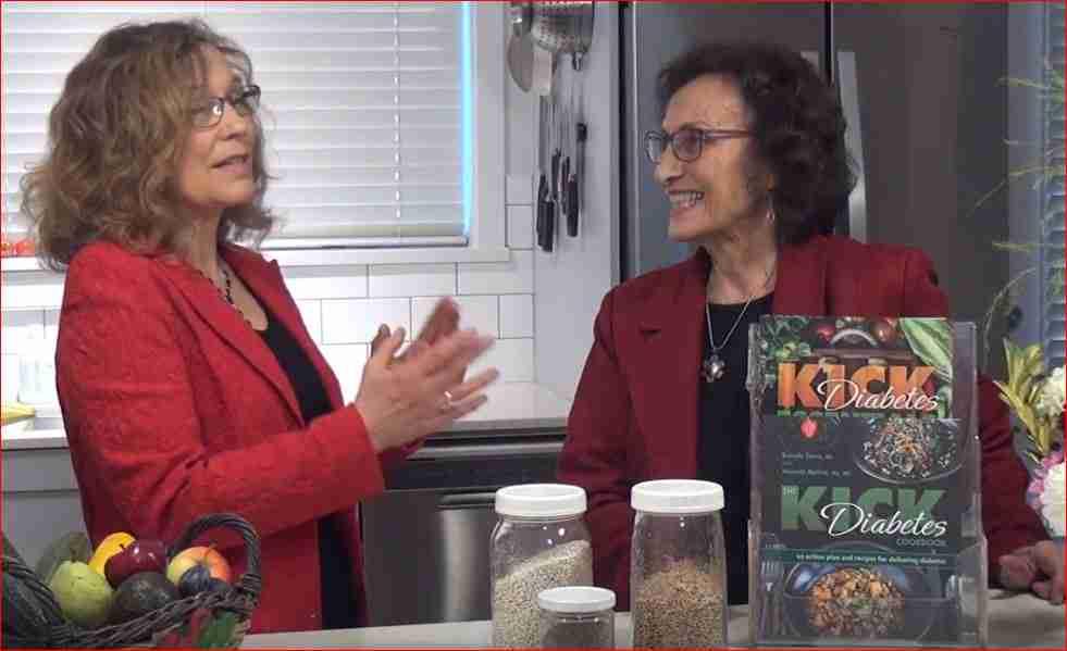 The Kick Diabetes Cookbook Brenda Davis and Vesanto Melina