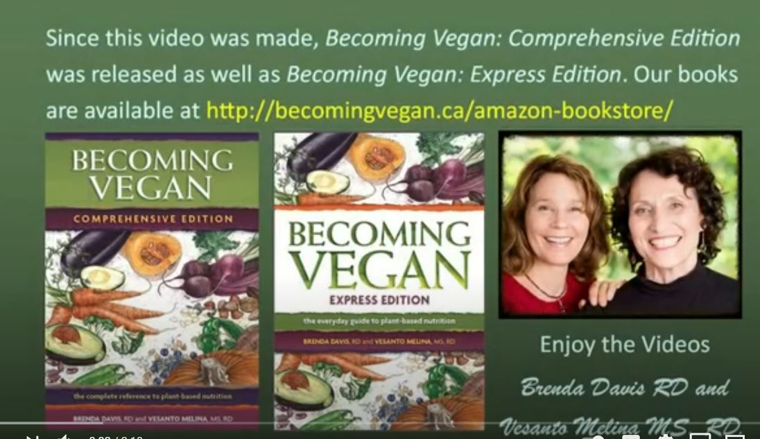 Iron Defency and Plant Based Diets with Vesanto Melina